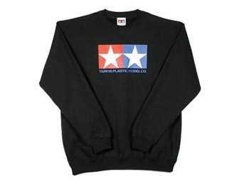 Tamiya Sweart Shirt (Black) XL