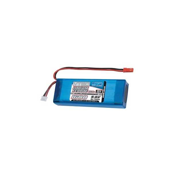 LRP VTEC LiFePo Rxpack 23A straight 1600 RX only 66v