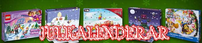 Julkalenderar