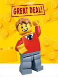Lego Tilbud