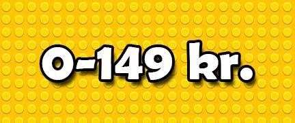 LEGO 0-149 Kr.