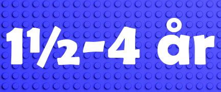 LEGO 1½-4 år
