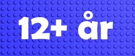 LEGO 12+ år