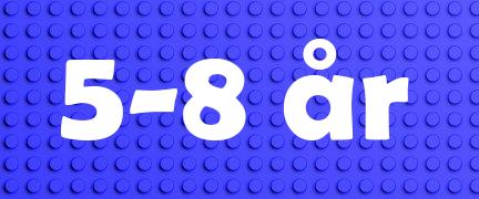 LEGO 5-8 år