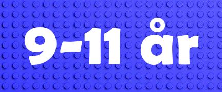 LEGO 9-11 år