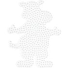 Hama Midi Pärlplatta Mus (312) - hama (pärlor)  03fe4440bb613