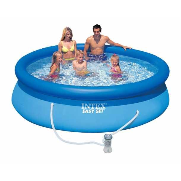 pumpe til badebassin