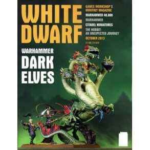 White dwarf januar 2014