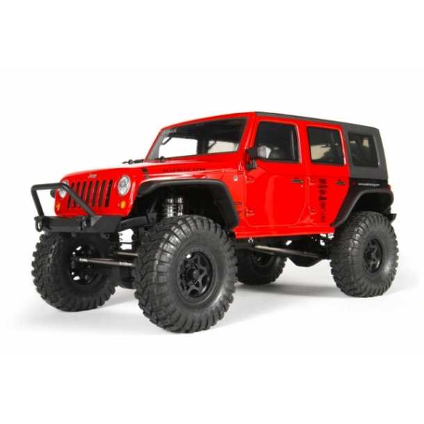 Axial Scx10 Jeep Wrangler Byggesæt