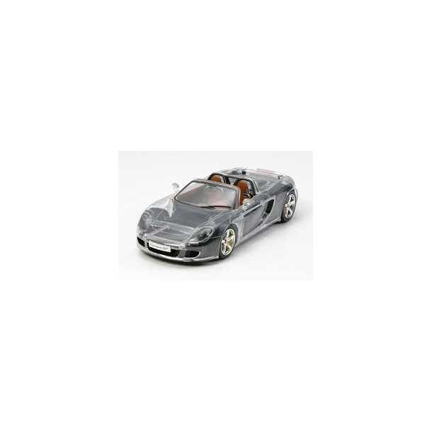 tamiya porsche carrera gt full view 1 24 model hobby mid hobby. Black Bedroom Furniture Sets. Home Design Ideas
